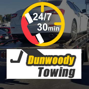Towing Dunwoody